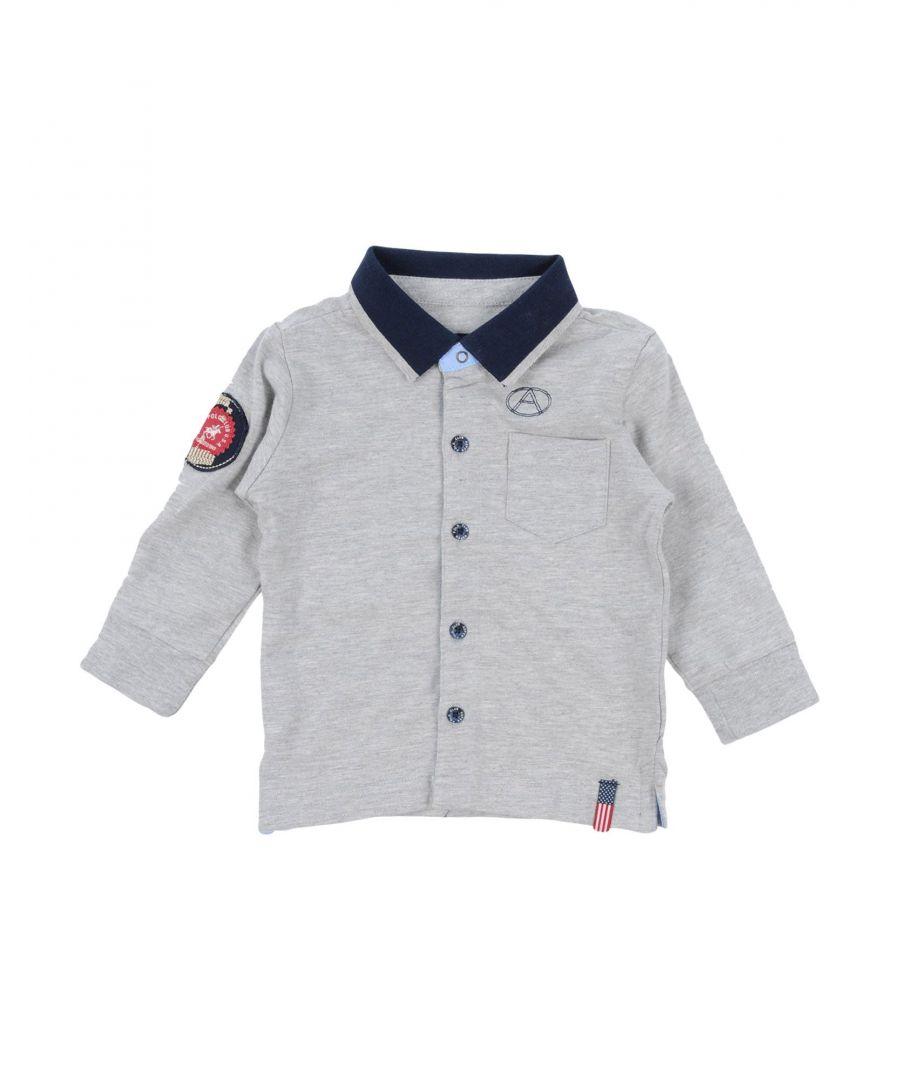 Image for Aspen Polo Club Boys' Shirts Light grey Cotton