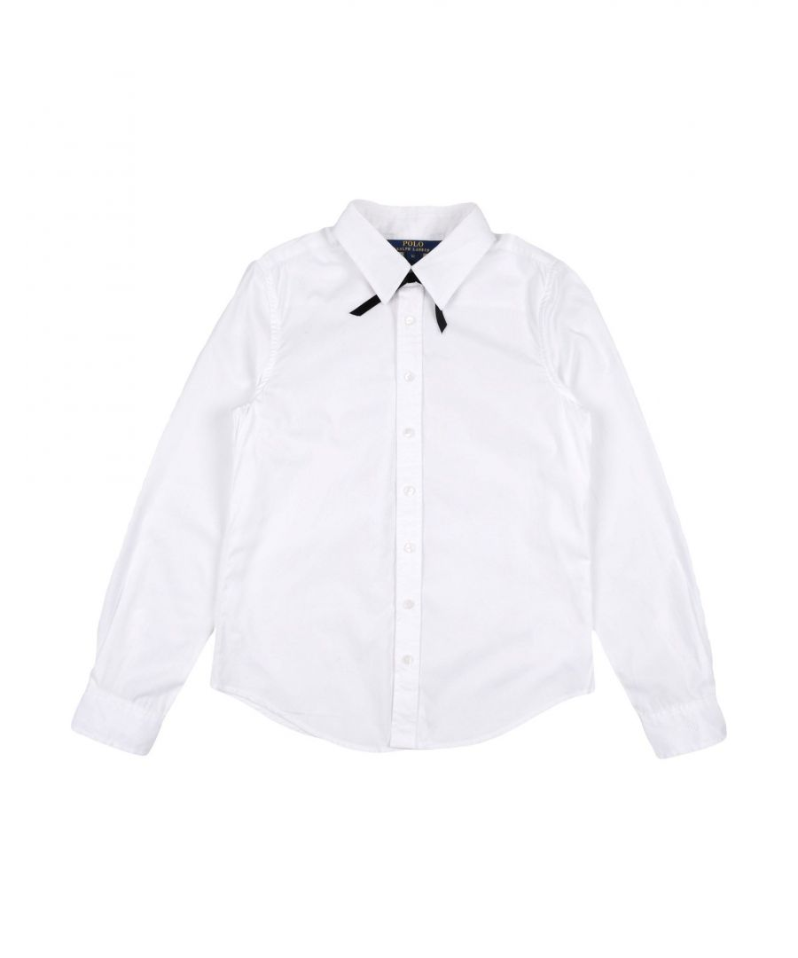 Image for SHIRTS Boy Ralph Lauren White Cotton