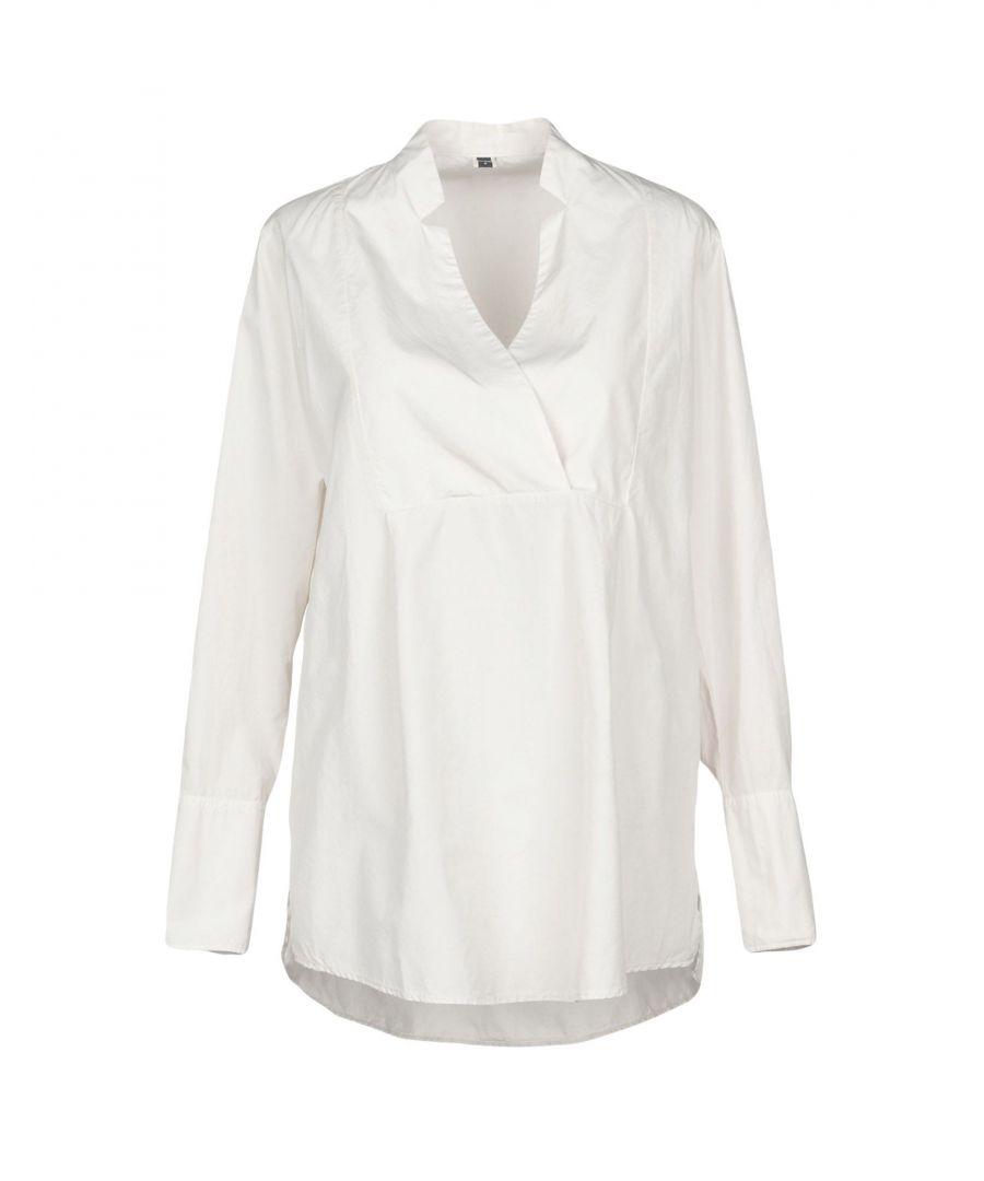 Image for European Culture Light Grey Cotton Shirt