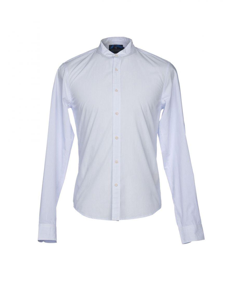 Image for Scotch & Soda Sky Blue Cotton Shirt