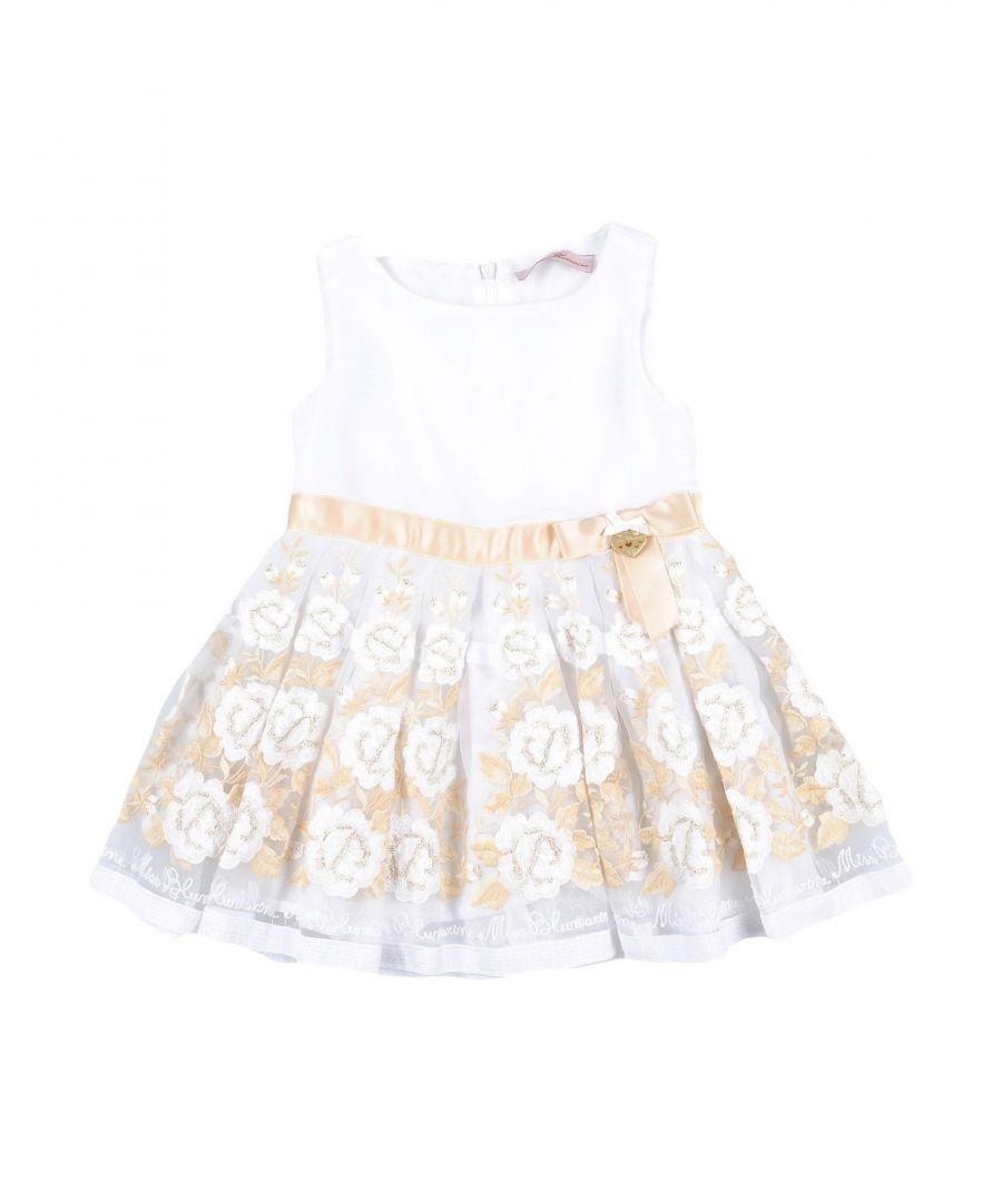 Image for SHIRTS Miss Blumarine White Girl Cotton