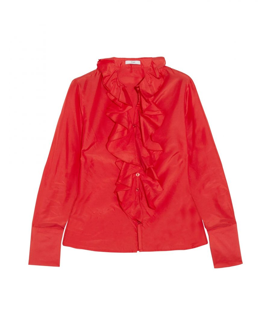 Image for Tome Red Blouse