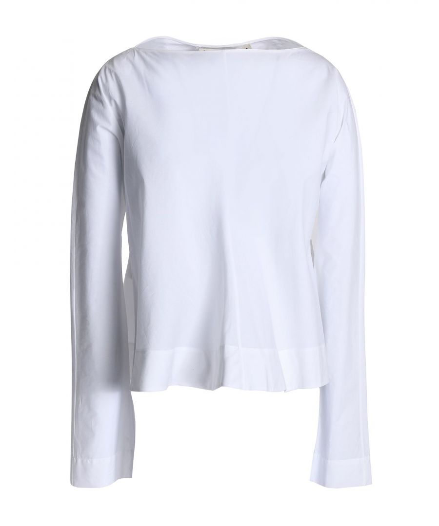Image for Marni White Cotton Blouse