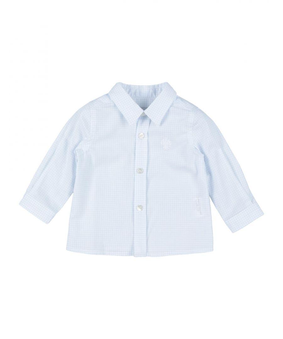 Image for SHIRTS Boy I Pinco Pallino White Cotton