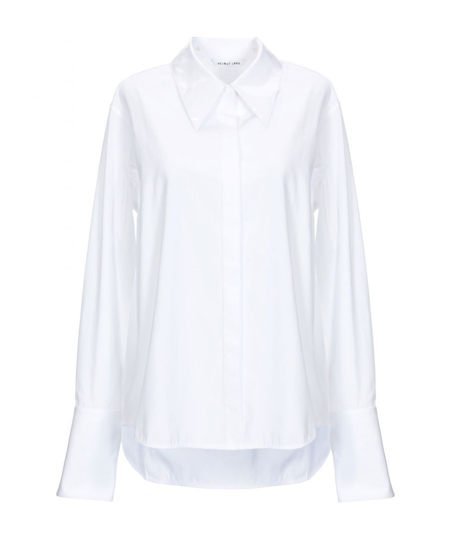 Image for Helmut Lang White Cotton Shirt