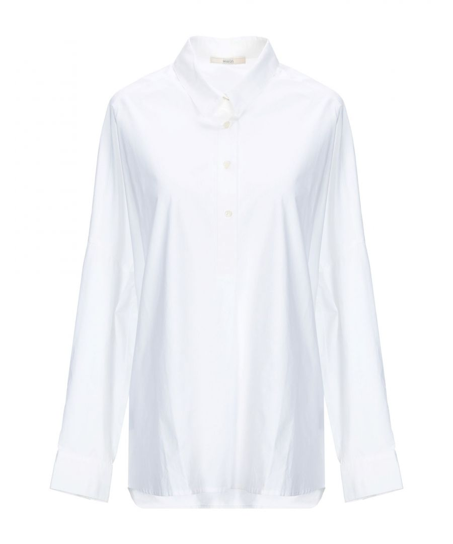 Image for Sessun White Cotton Shirt
