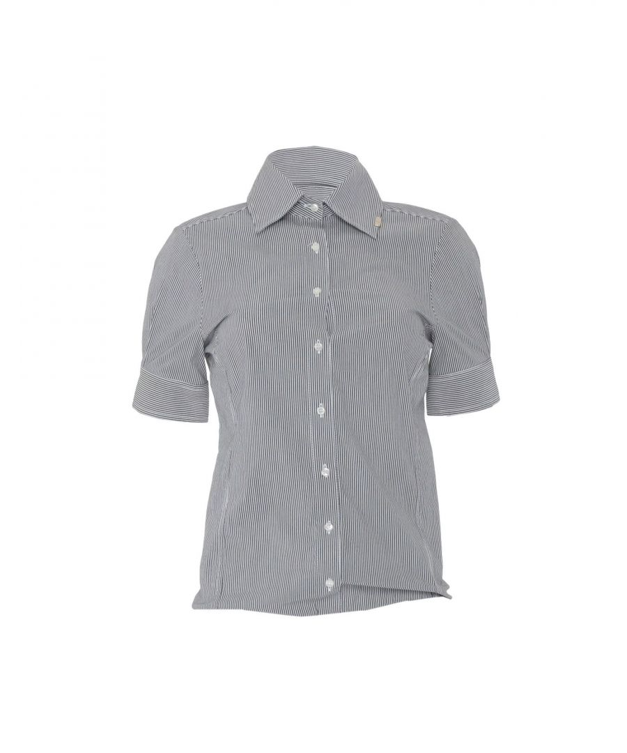 Image for SHIRTS Elisabetta Franchi For Celyn B. Grey Woman Cotton