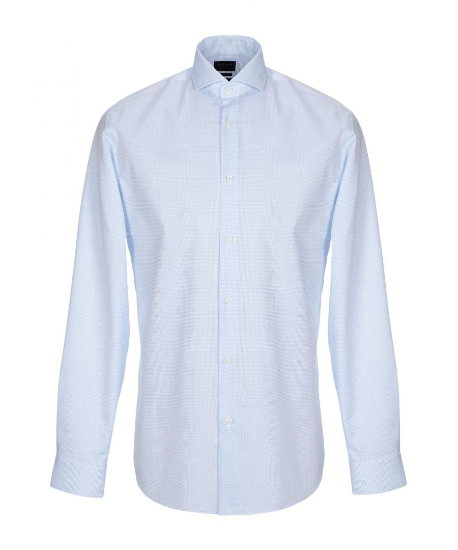 Image for SHIRTS Selected Homme Azure Man Cotton