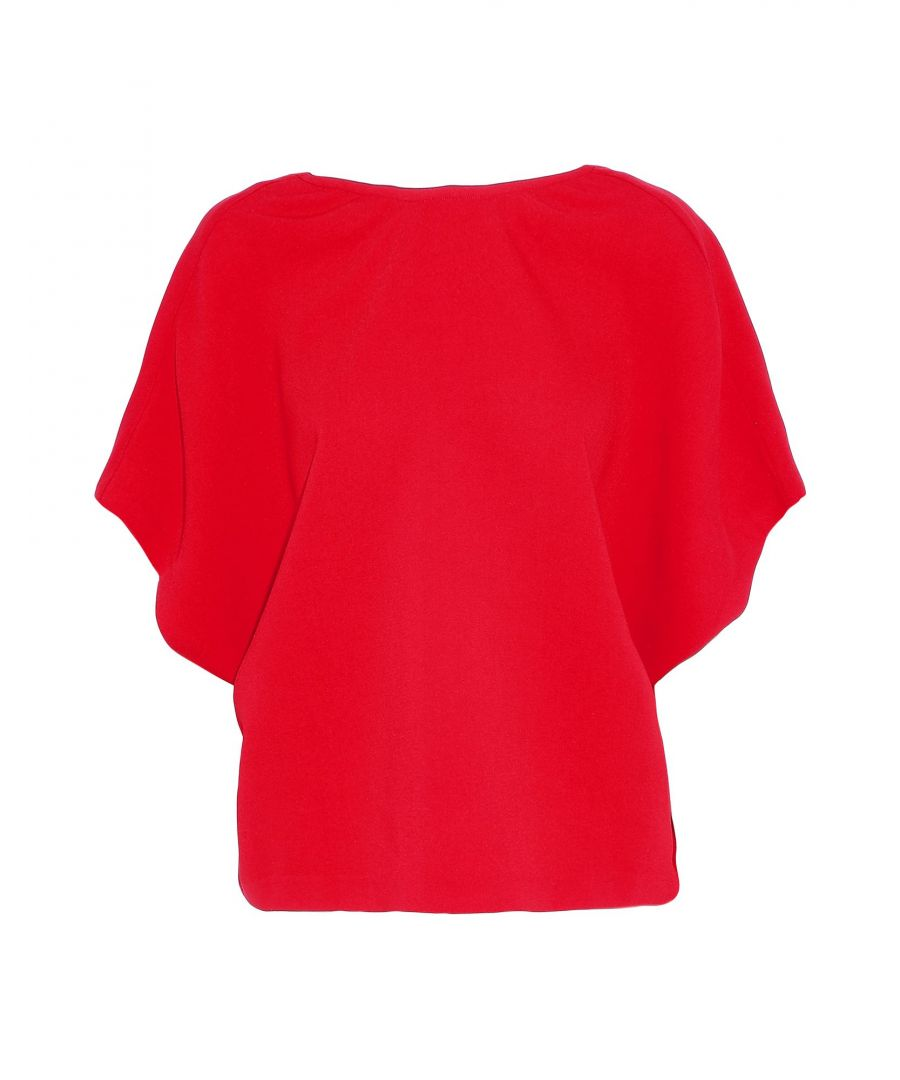 Image for SHIRTS Iro Red Woman Polyester