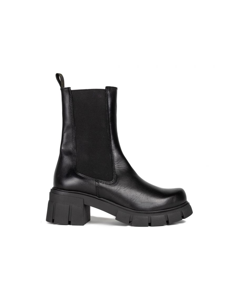 Image for BLACK CHELSEA BOOT