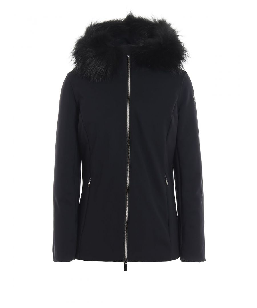 Image for RRD WOMEN'S W19500FT10 BLACK POLYESTER DOWN JACKET