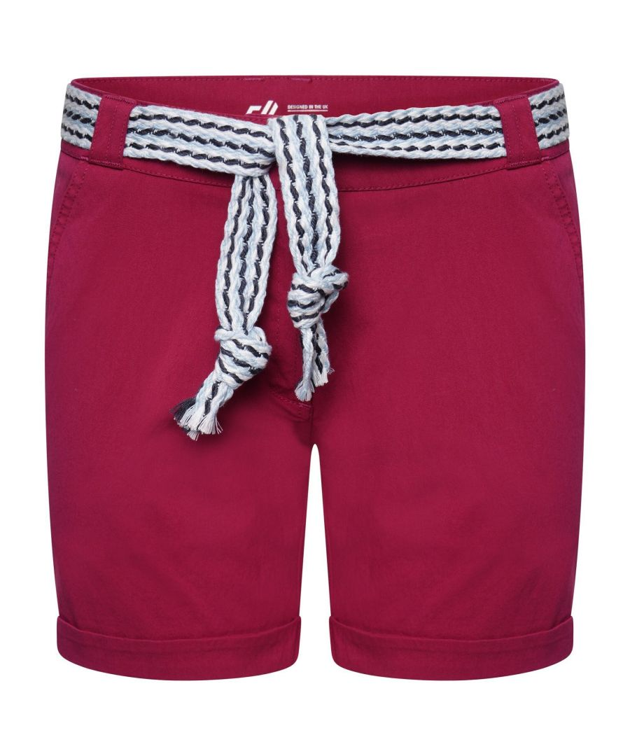 Image for Dare 2B Womens/Ladies Melodic Offbeat Shorts (Raspberry)