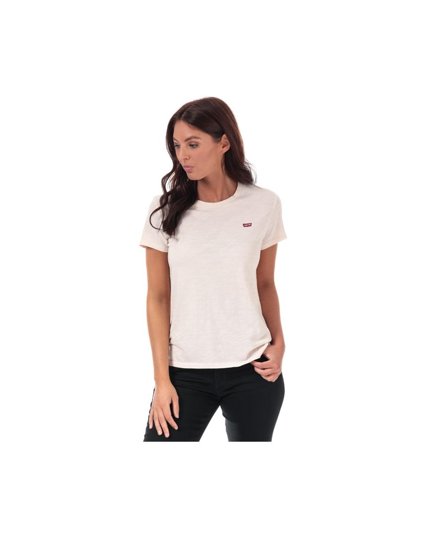 Image for Women's Levis Perfect T-Shirt in Peach