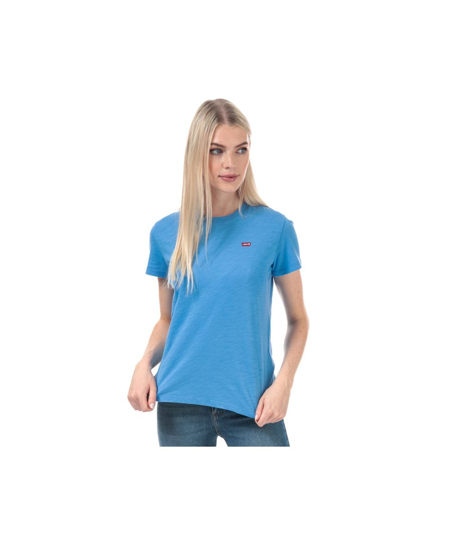 Image for Women's Levis Perfect T-Shirt in Blue