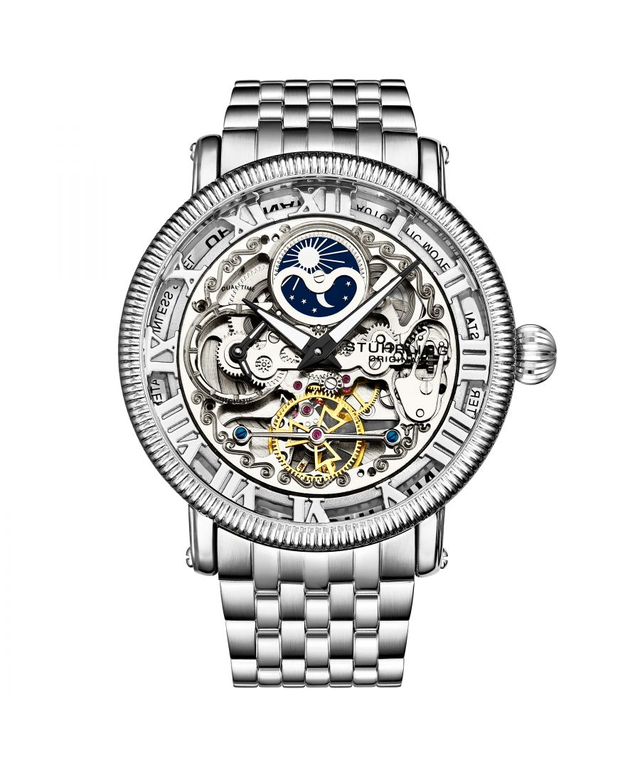 Image for Silver Special Reserve  Automatic 48mm Skeleton