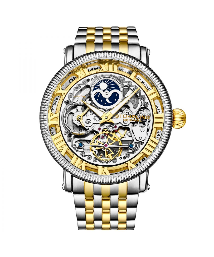Image for Silver and Gold Special Reserve  Automatic 48mm Skeleton