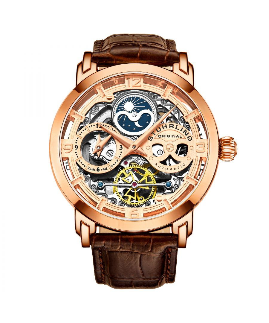 Image for Rose Gold Anatol Automatic 46mm