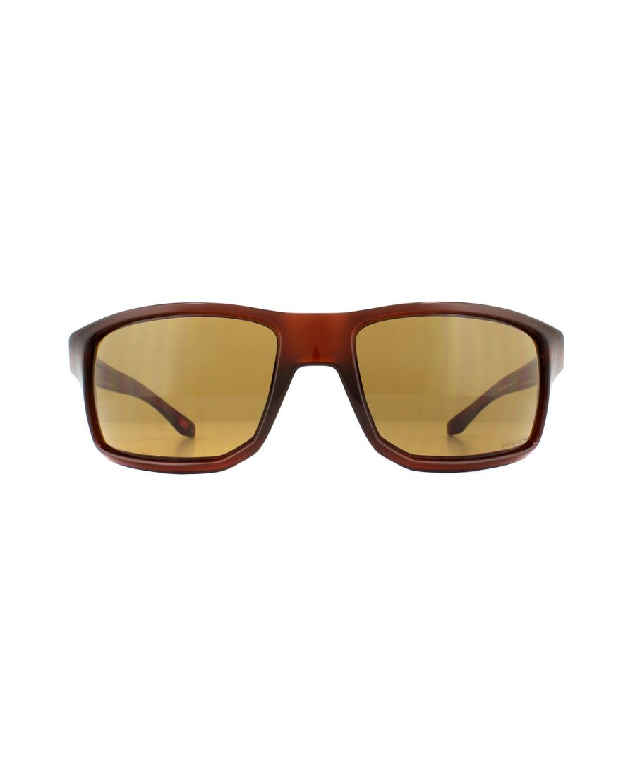 Image for Oakley Sunglasses Gibston OO9449-02 Polished Rootbeer Prizm Bronze