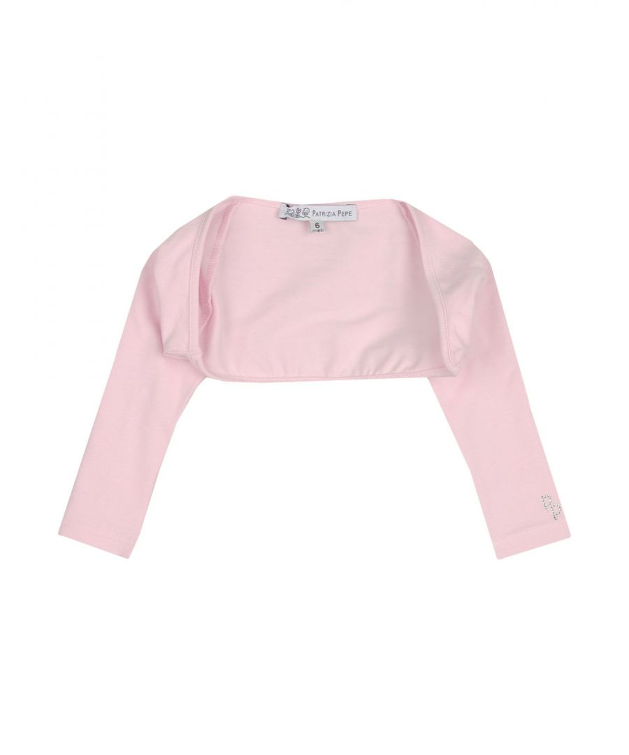 Image for KNITWEAR Girl Patrizia Pepe Pink Cotton