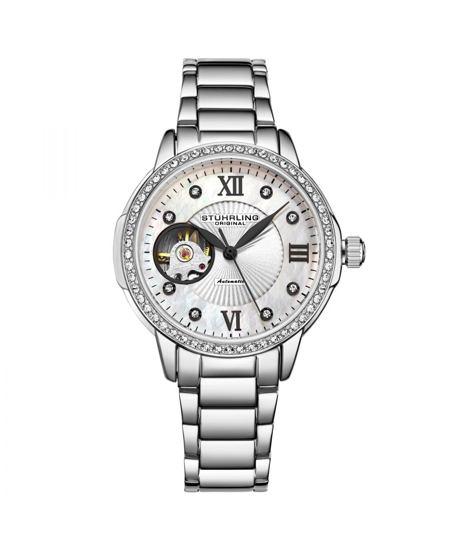 Image for Silver Perle Automatic 36mm