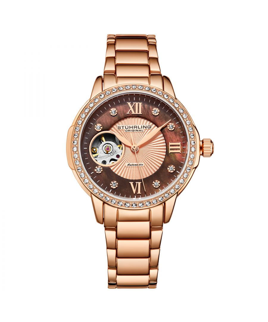Image for Rose Gold Perle Automatic 36mm