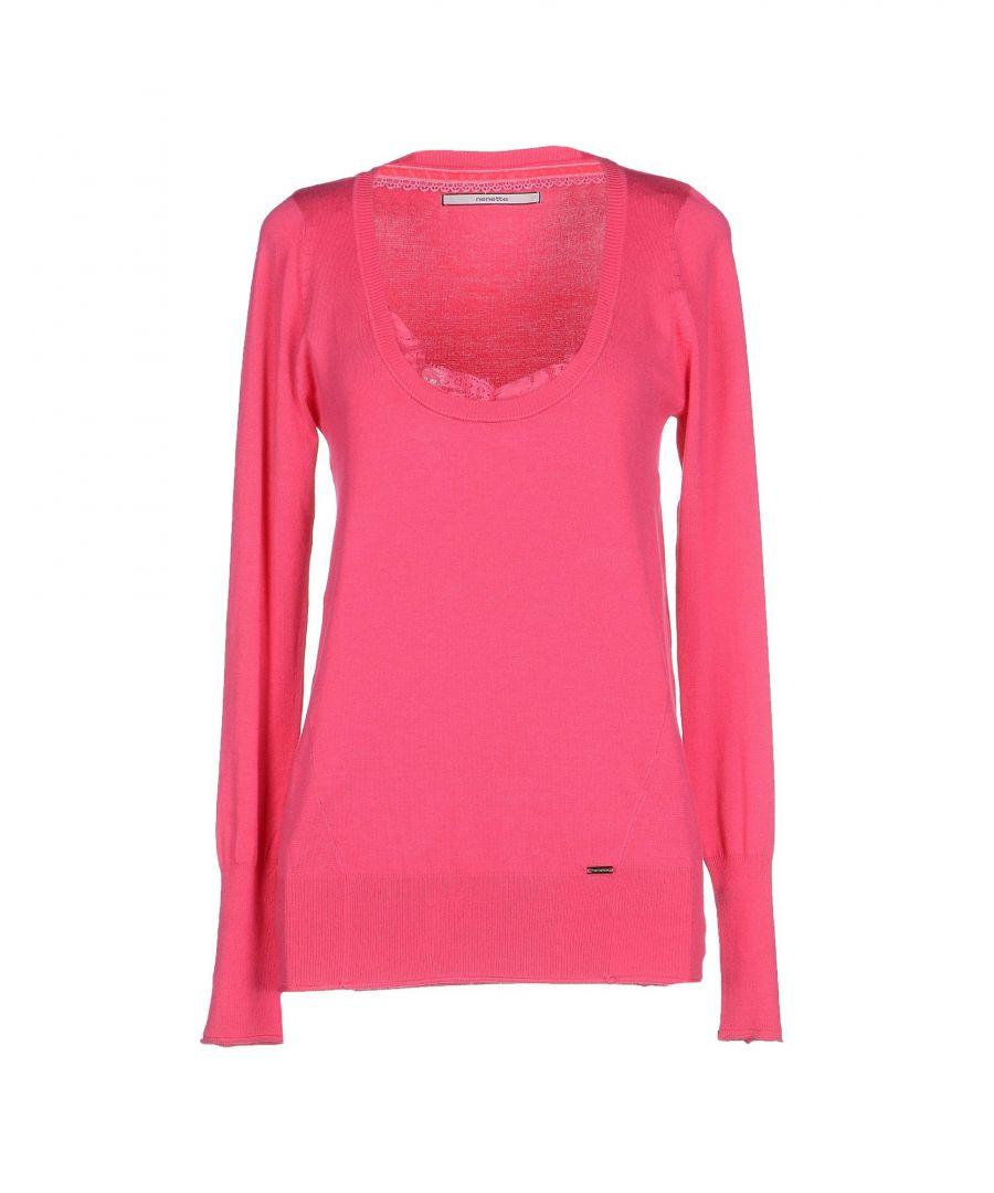Image for Nenette Women's Jumpers Fuchsia Viscose