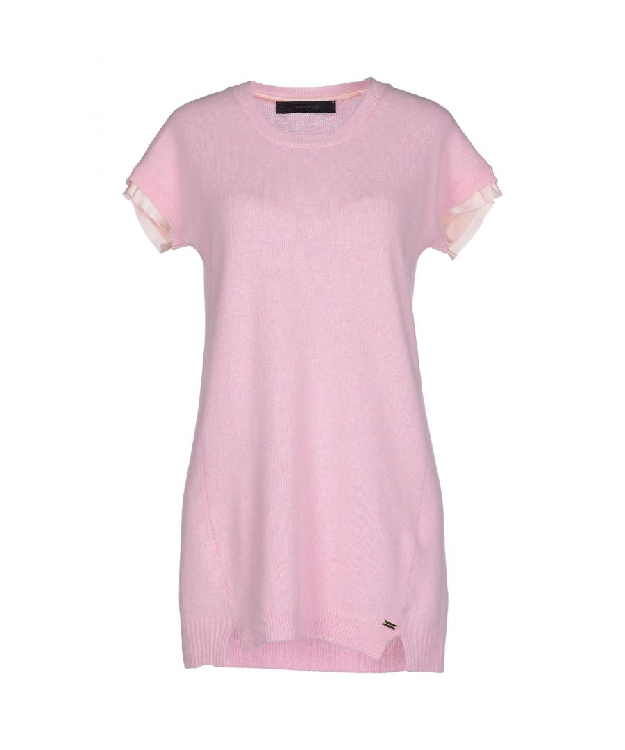 Image for Nenette Women's Jumpers Pink Wool