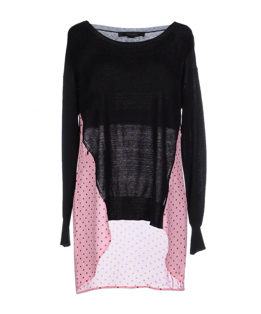 Image for Nenette Women's Jumpers Pink Silk