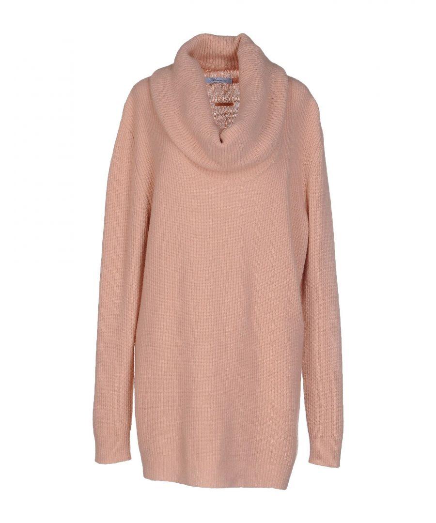 Image for Blumarine Pale Pink Cashmere Jumper