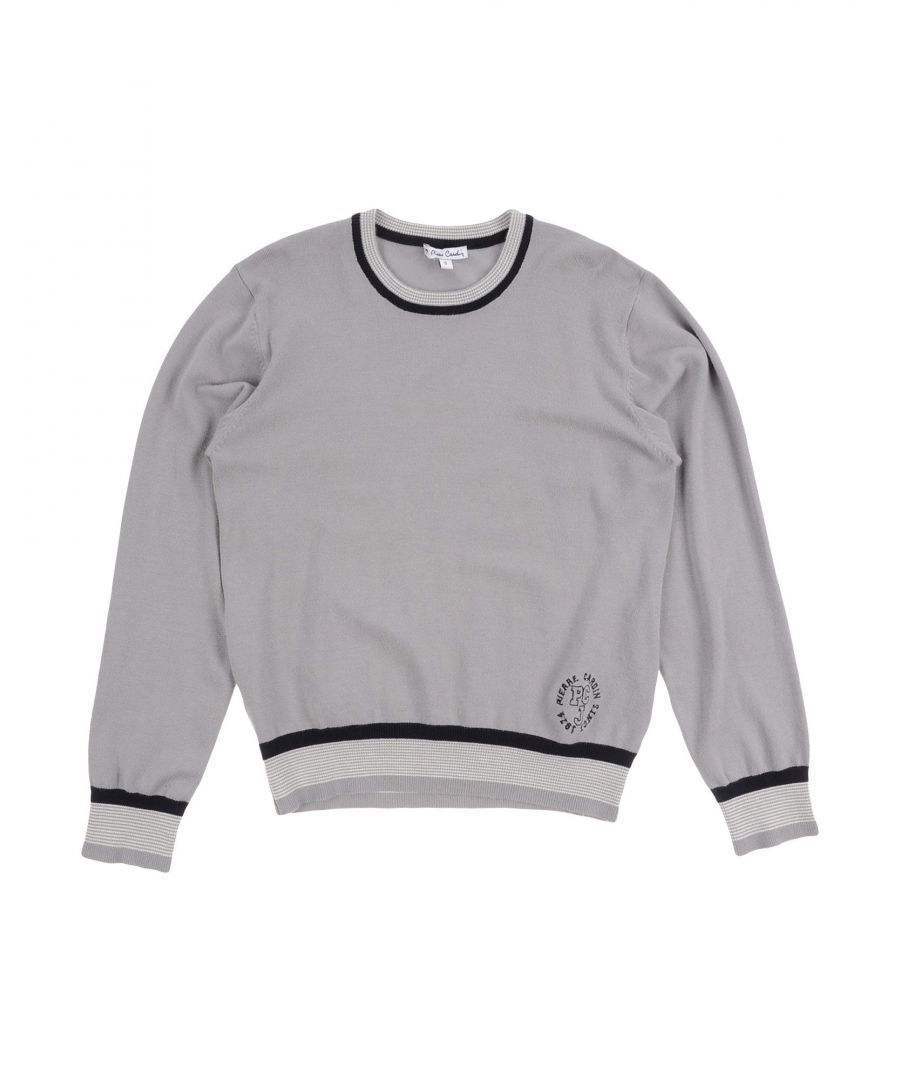 Image for Pierre Cardin Boy Jumpers Lead Viscose