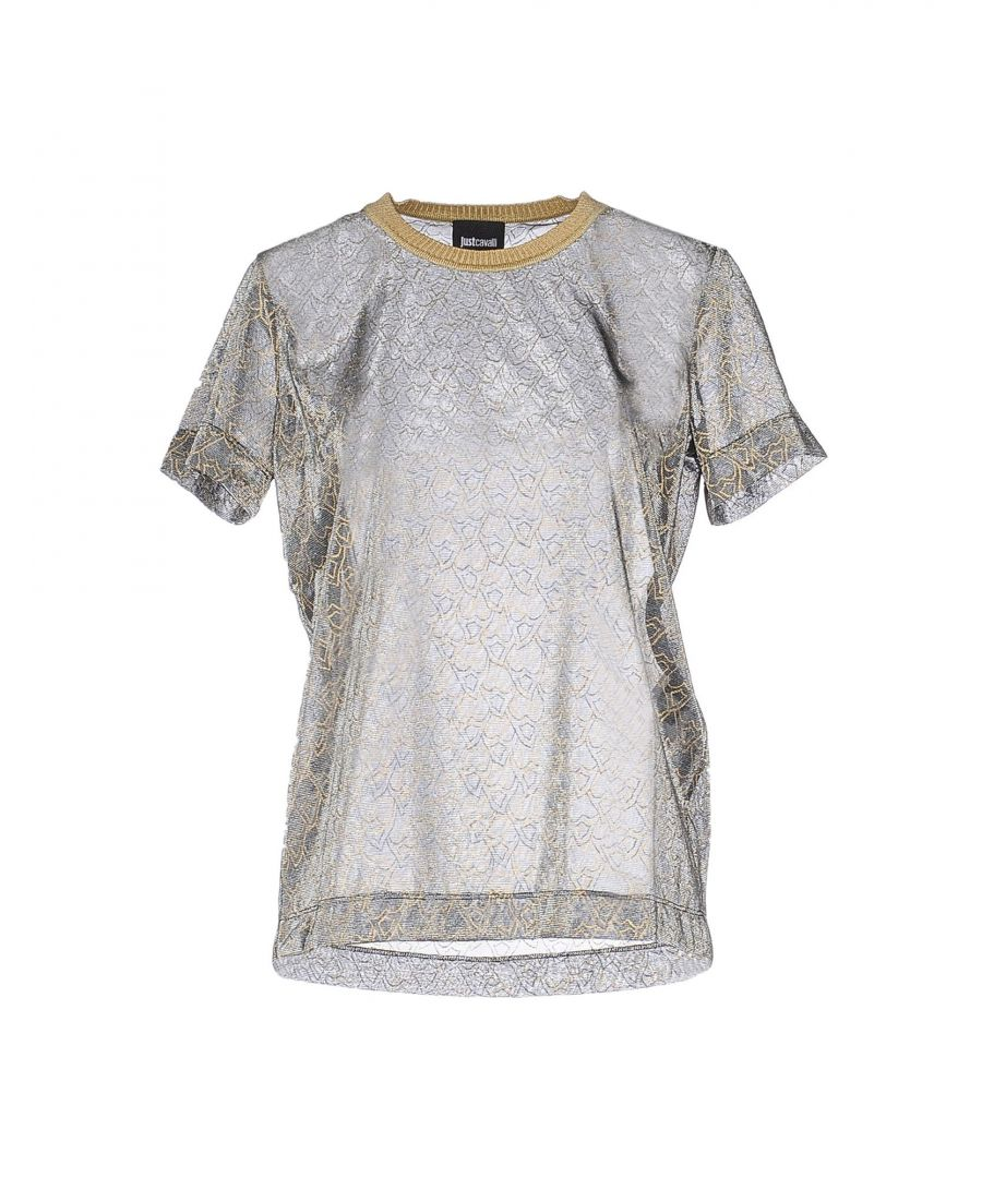 Image for Just Cavalli Grey T-Shirt