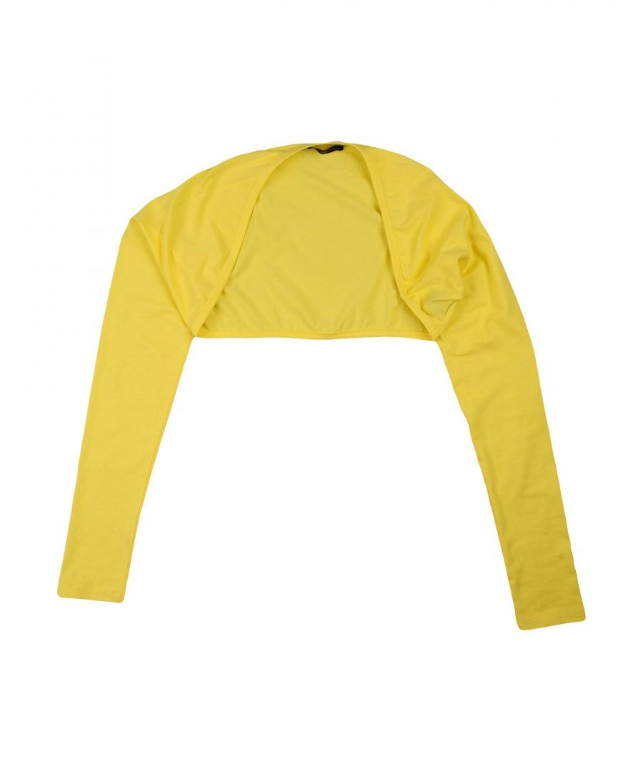 Image for KNITWEAR Miss Blumarine Yellow Girl Cotton