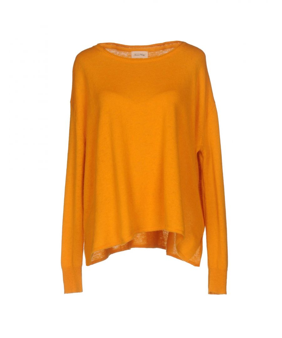 Image for American Vintage Ochre Wool Knit