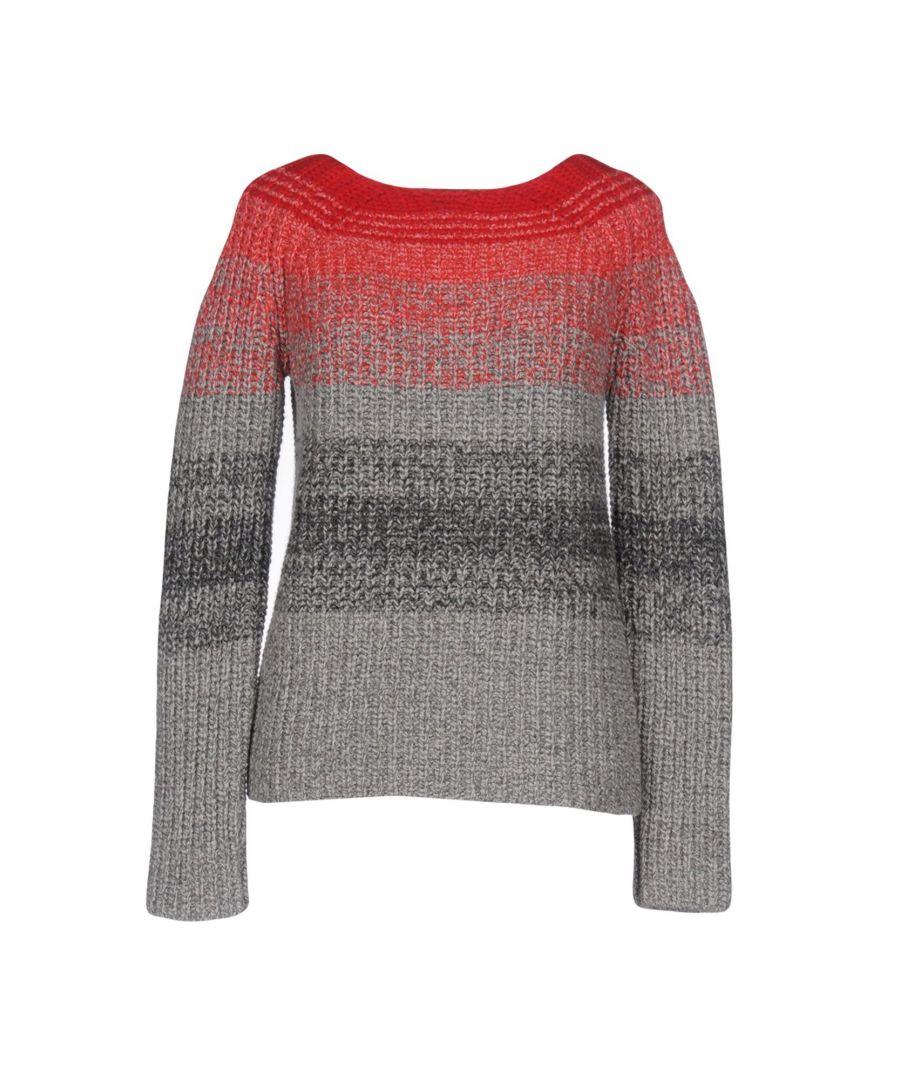 Image for Dondup Grey Wool Jumper