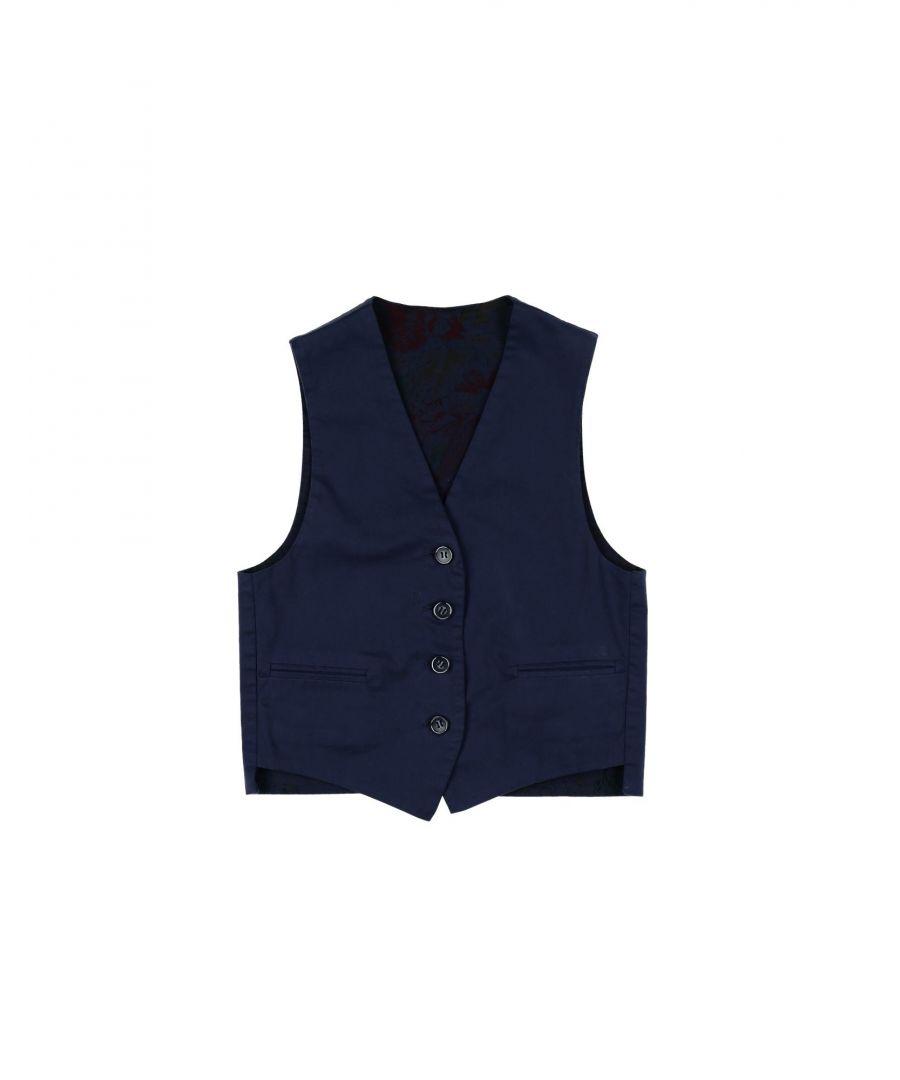 Image for Daniele Alessandrini Blue Girls Vest