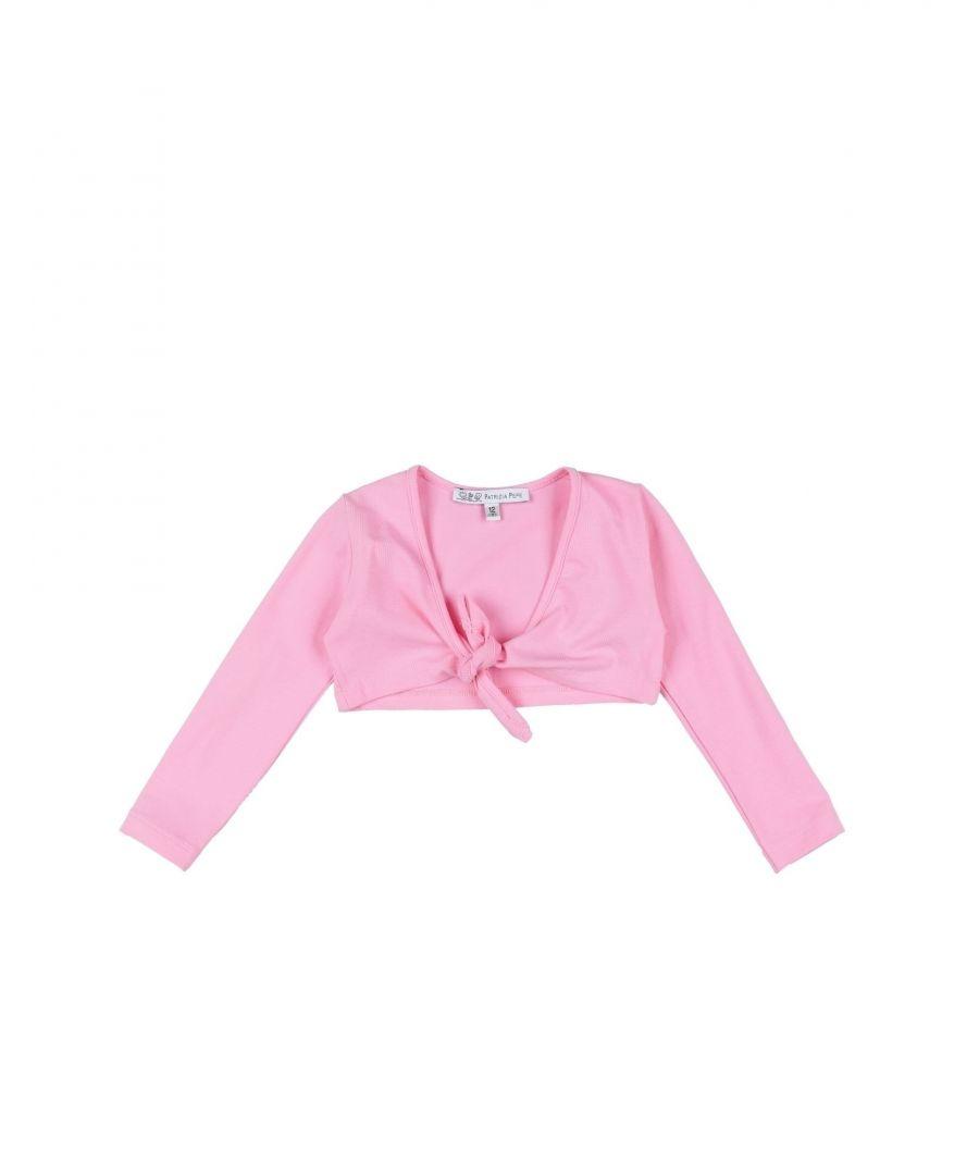 Image for KNITWEAR Patrizia Pepe Pink Girl Cotton