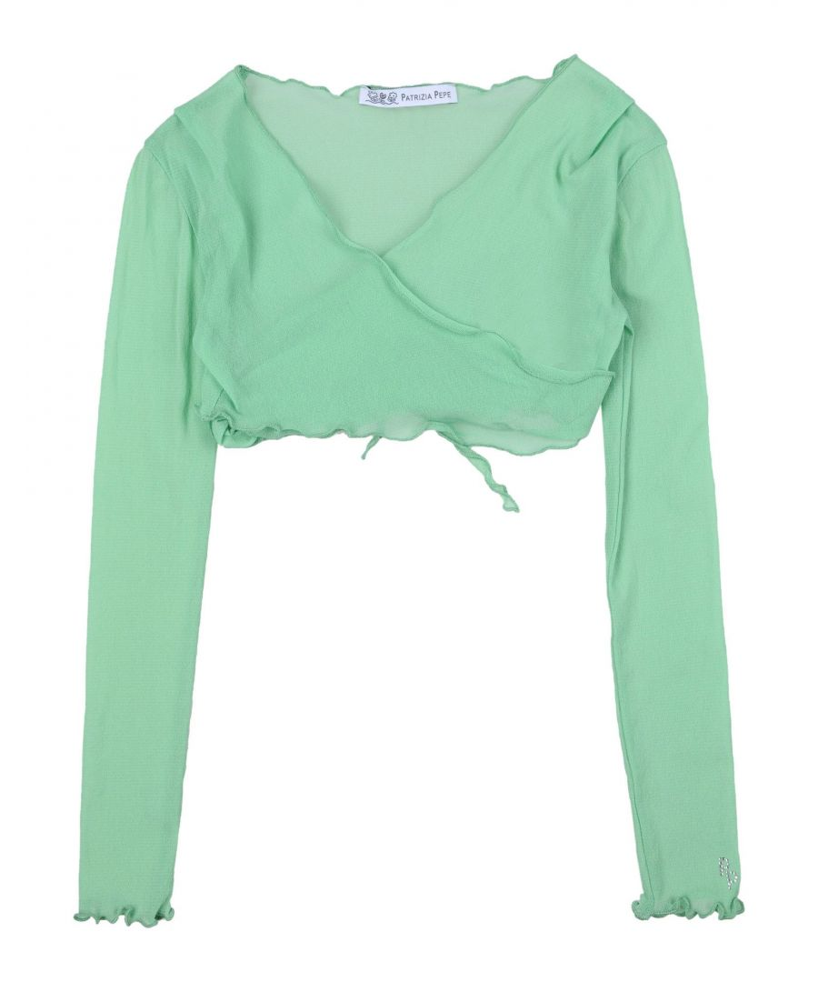 Image for Patrizia Pepe Light green Girls Cardigan