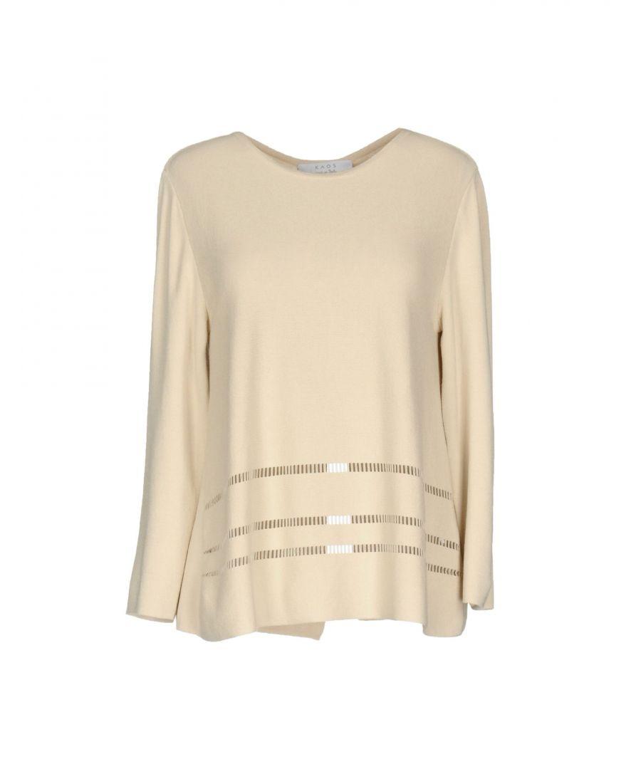 Image for Kaos Beige Lightweight Knit