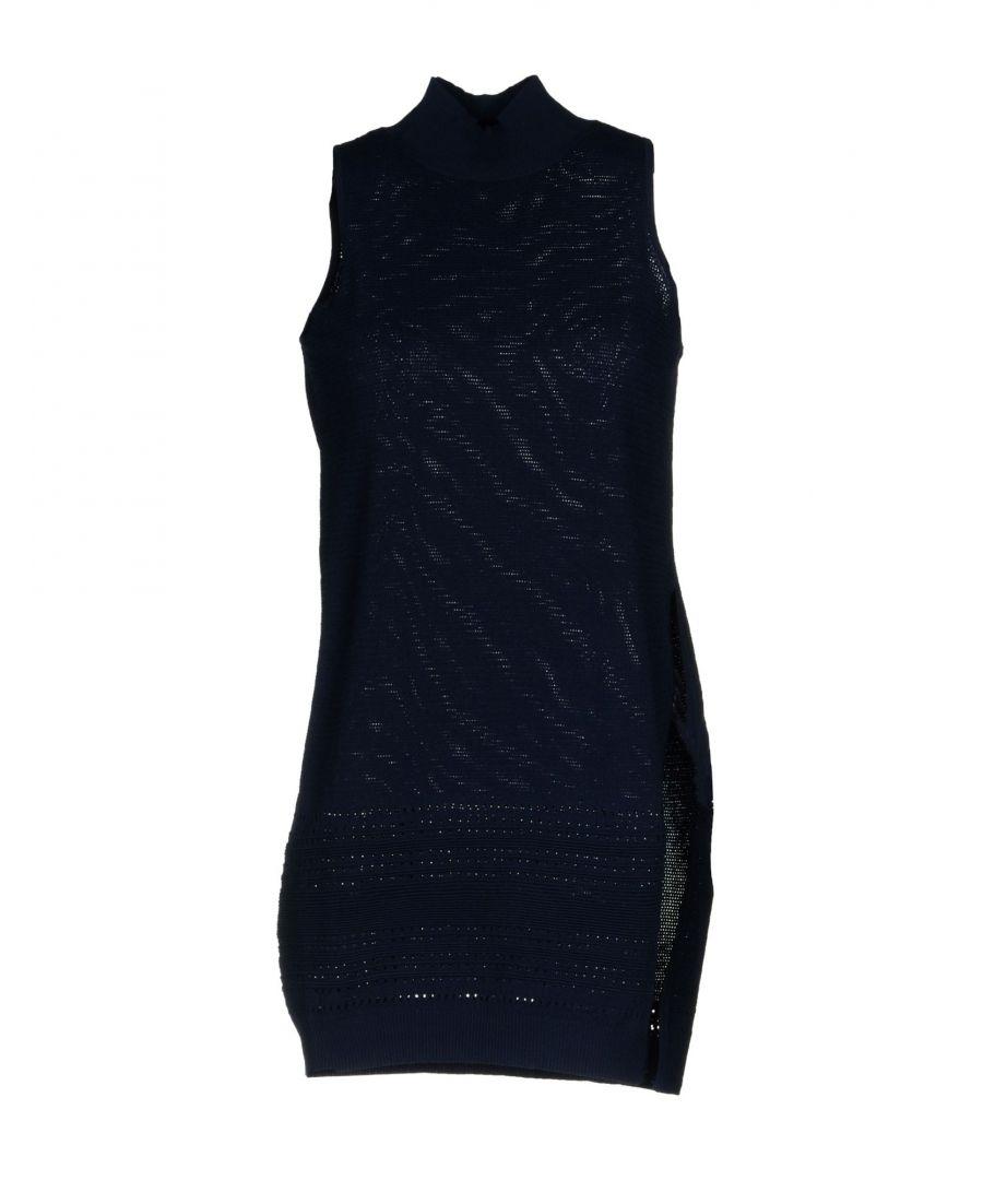 Image for Pinko Dark Blue Lightweight Knit Tank