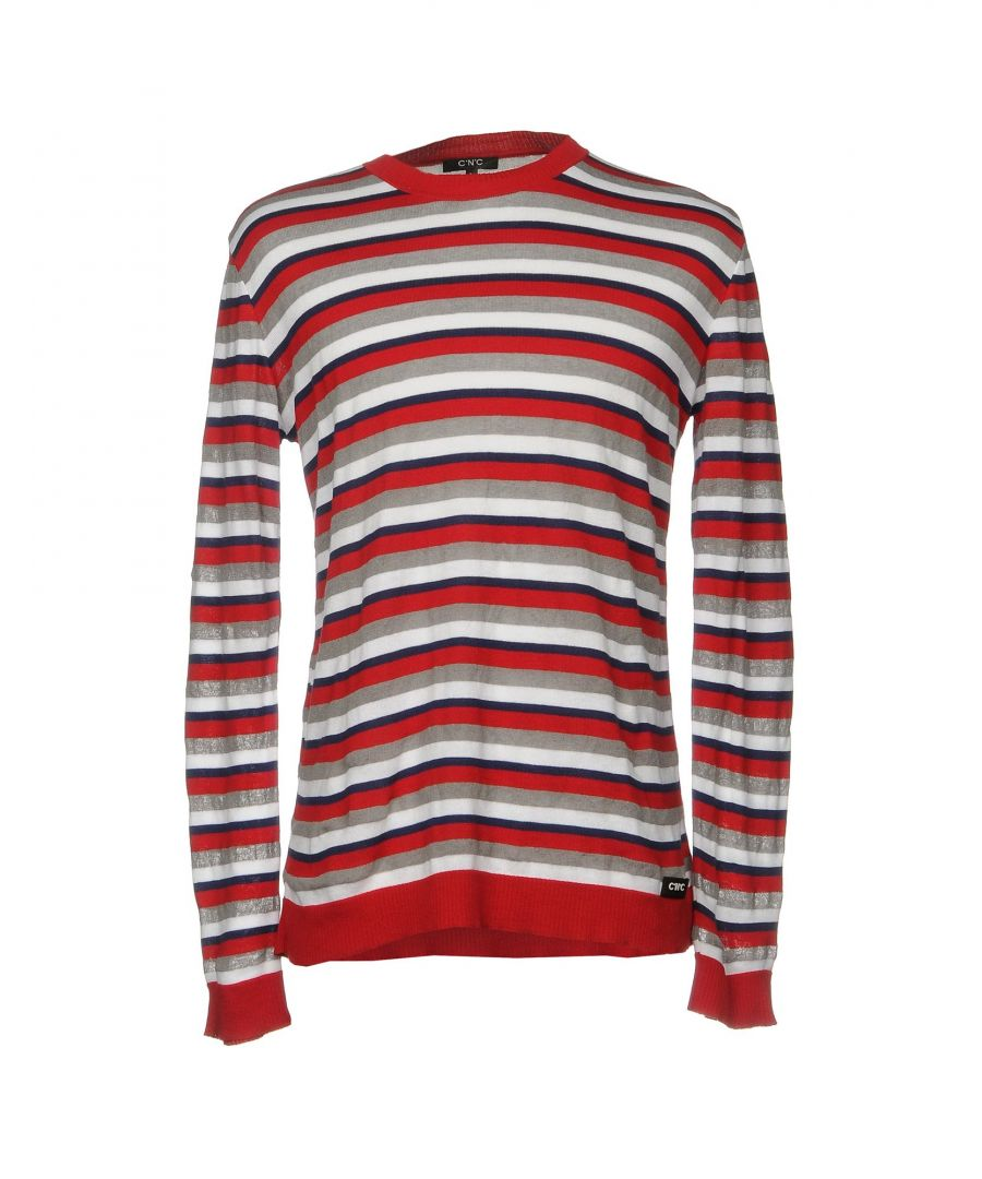 Image for KNITWEAR C'N'C' Costume National Red Man Cotton