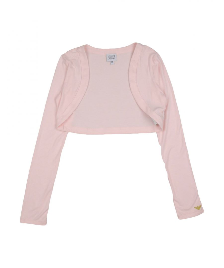 Image for KNITWEAR Armani Junior Pink Girl Viscose