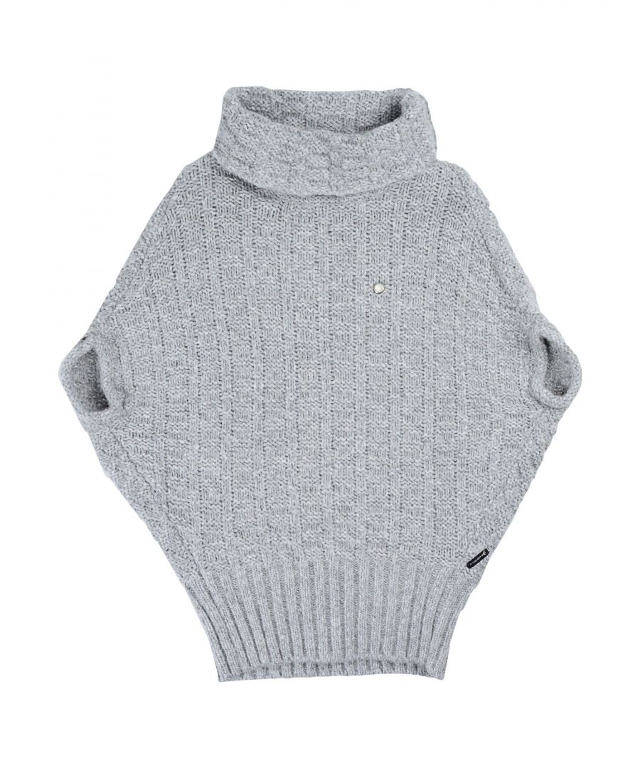 Image for KNITWEAR Armani Junior Light grey Girl Acrilyc