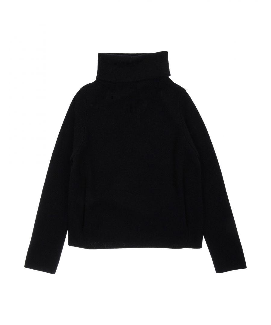 Image for KNITWEAR Armani Junior Black Girl Virgin Wool