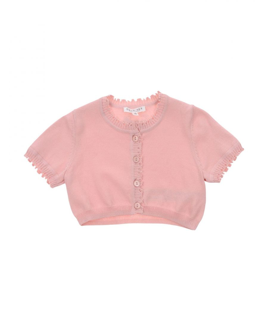 Image for KNITWEAR Twinset Pink Girl Viscose