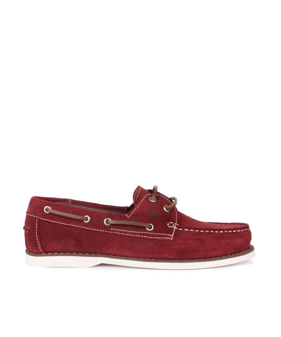 Image for LEATHER BOAT SHOE