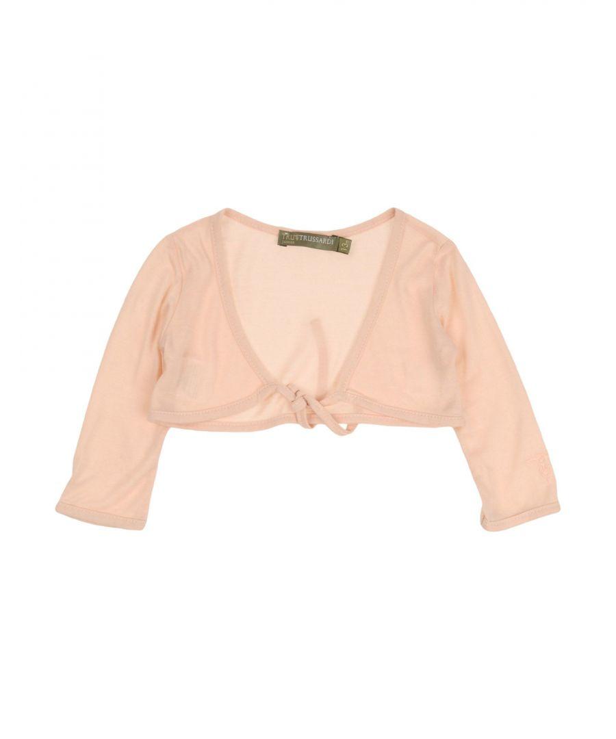 Image for KNITWEAR Tru Trussardi Light pink Girl Cotton