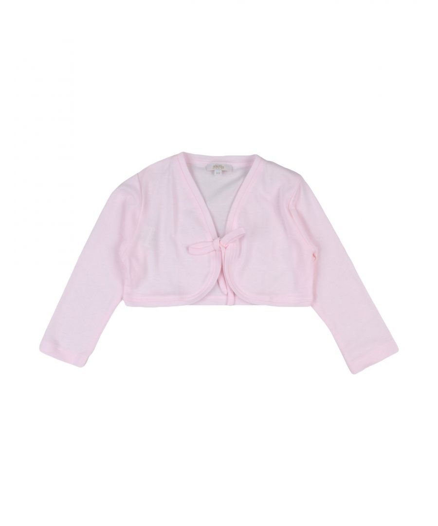 Image for KNITWEAR Girl Aletta Pink Cotton