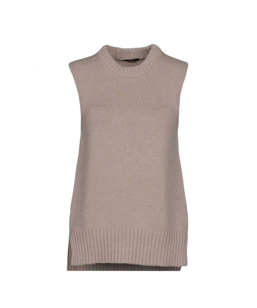 Image for Pme Peserico Grey Merino Wool Knit Jumper