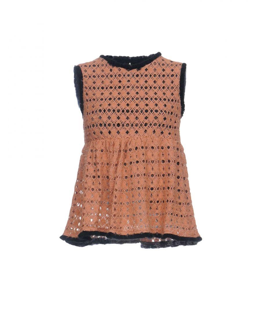 Image for Liviana Conti Sand Sleeveless Knit