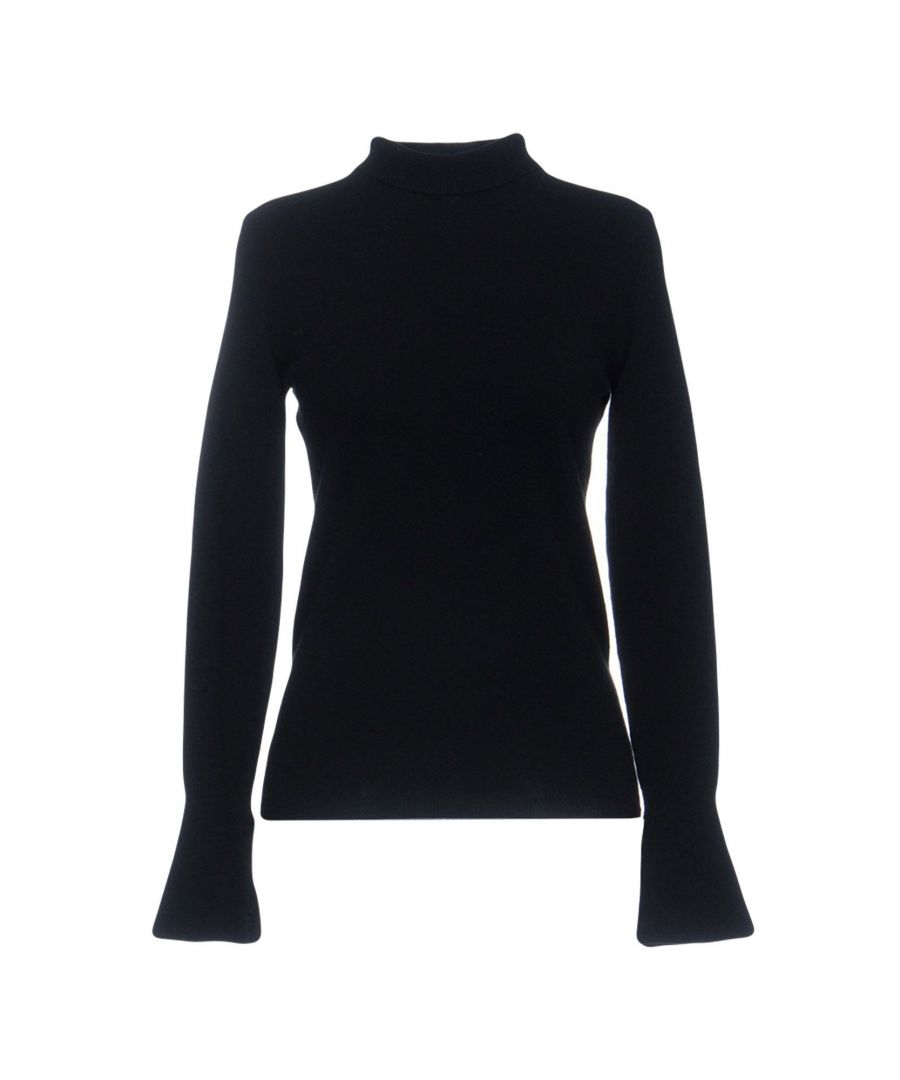 Image for Mrz Black Wool Jumper